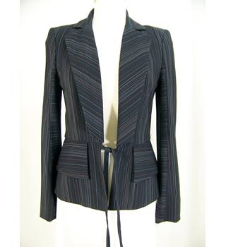 Christian Lacroix Bazar - Euro Size: 40 - As new, dark charcoal Jacket