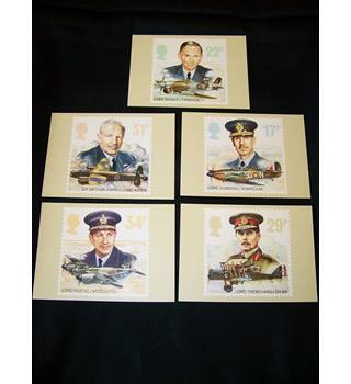 royal mail postcards - the royal air force