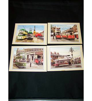 NWPB road transport postcards