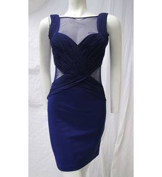 Stunning Purple Dress from Lipsy Size 10 Lipsy - Size: 10 - Purple