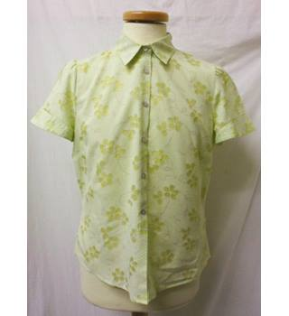 Bachiana - Size: L - Light Green - Short sleeved shirt
