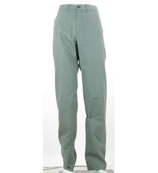 "BNWOT: M&S Marks & Spencer - Size: 36"" - Sage Green - Chinos"
