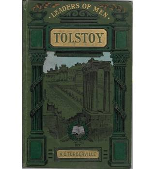 Leaders of Men Tolstoy