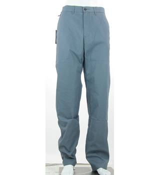 "BNWOT: M&S Marks & Spencer - Size: 36"" - Faded Blue - Chinos"