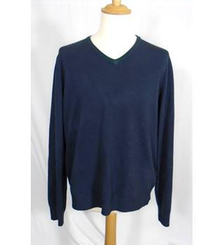 M&S Marks & Spencer - Size: XL - Blue - Jumper