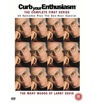 CURB YOUR ENTHUSIASM THE COMPLETE FIRST SERIES 18