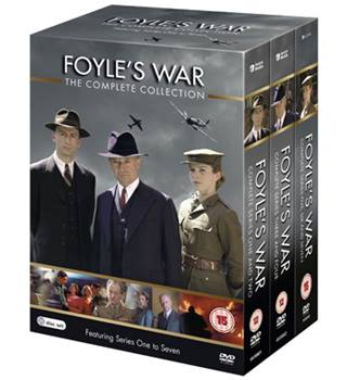 FOYLE'S WAR THE COMPLETE SERIES 1-7 15