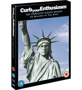 CURB YOUR ENTHUSIASM THE COMPLETE EIGHTH SEASON 15