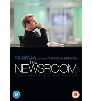 THE NEWSROOM THE COMPLETE FIRST SEASON 15