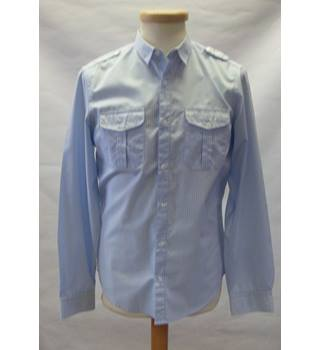 River Island Size:Small Sky blue shirt