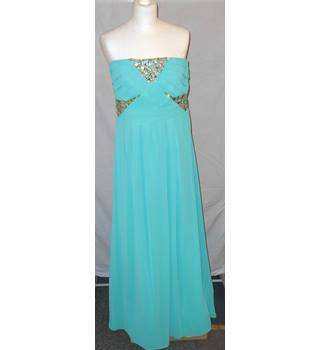 Jane Norman - Size: 12 - Green - Long dress