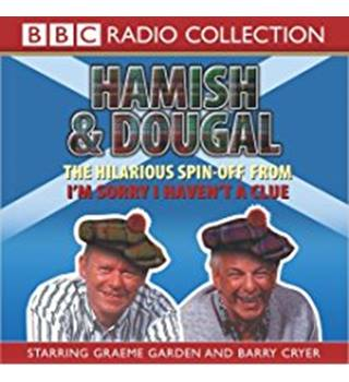 Hamish & Dougal - Graeme Gardner and Barry Cryer