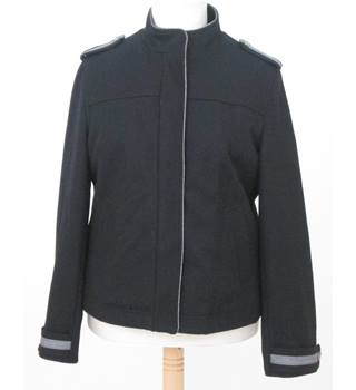 M&S Marks & Spencer - Size: 14 - Black - Casual jacket