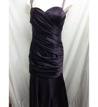 Unbranded - Size: 10 - Purple Dress