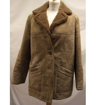 the TAUBE collection London - Size: 12 - Brown - Casual jacket / coat