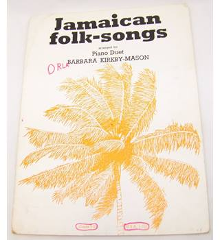Jamaican Folk-songs.
