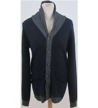 NWOT M&S Collection size: S navy blue cardigan