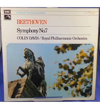 Beethoven: Symphony No. 7 In A, Op. 92 - Colin Davis / Royal Philharmonic Orchestra