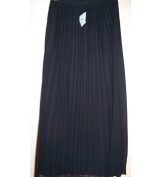 ASOS - Size: 14 - Black - Long skirt