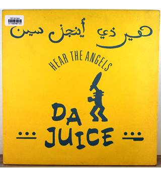 "Da Juice ‎– Hear The Angels - 12"" Single - TORSO 12176"