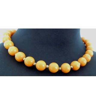 15'' Plastic Bead Necklace