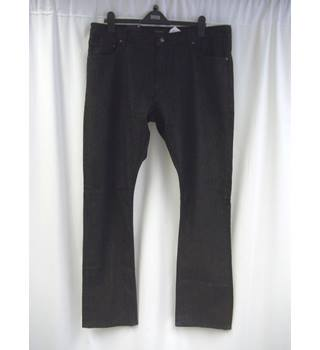 "M&S Marks & Spencer - Size: 40"" - Black - Trousers"