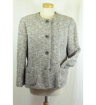 Wool mix Jacket from Aquascutum in a UK size 16