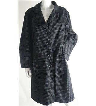 Tommy & Kate - Size: 20 - Black - Smart Coat
