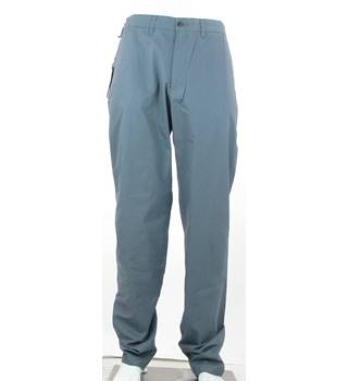 "BNWT: M&S Marks & Spencer - Size: 36"" - Grey - Chinos"