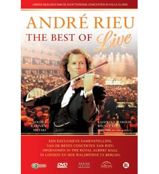 ANDRÉ RIEU BEST OF ANDRE RIEU LIVE Non-classified
