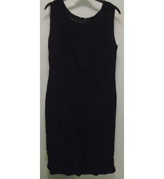 Boutique by Simon Massey Size 16 Black Dress
