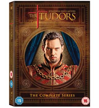 THE TUDORS THE COMPLETE SERIES 15
