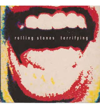 "Rolling Stones - Terrifying - 3"" CD Single - (655661 1)"