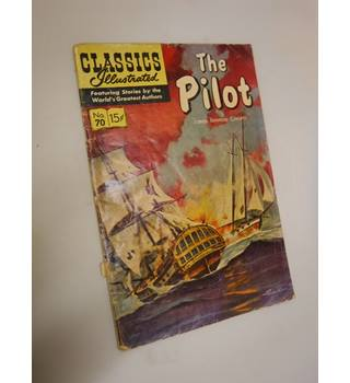 Classics Illustrated No. 70 - The Pilot