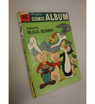 Dell June - Aug: Comic Album featuring Bugs Bunny No. 10