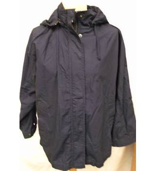 Lands' End - Size S - Navy- Casual jacket