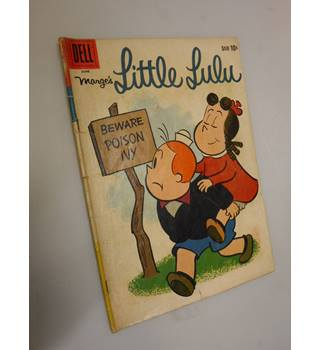 Dell - June. Marge's Little Lulu Vol. 1, No. 132