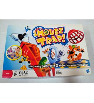 Mouse Trap MB Board Game