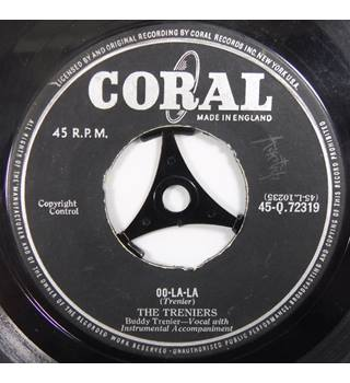 OO-LA-LA / PENNIE FROM HEAVEN THE TRENIERS Q.72319
