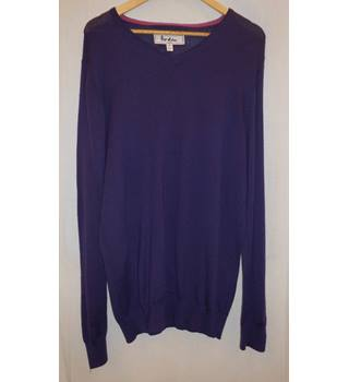 Boden Size M Purple Jumper