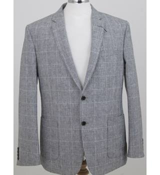 "NWOT M&S Collection  size: Chest: 42 "" medium grey mix jacket"