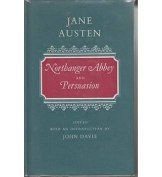 Northanger Abbey and, Persuasion