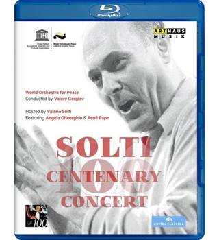 Solti Centenary Concert , World Orchestra for Peace