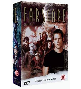 FARSCAPE FARSCAPE DOUBLE BOX SET 3.5 12