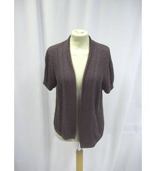 Country Casuals - Size: M - Brown - Cardigan