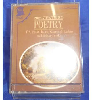 20th Century Poetry - T.S. Eliot, Jones, Graves and Larkin read their own works