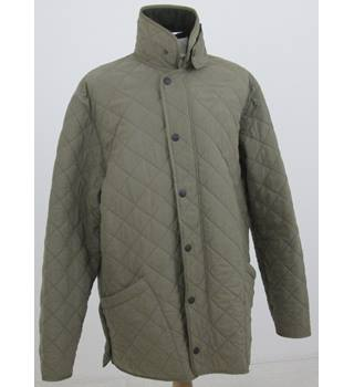 Barbour size: XL light green coat