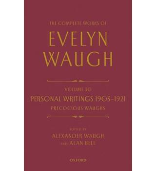 Personal writings, 1903-1921
