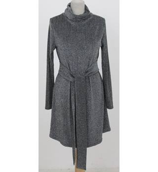 Layers - Size S/M - Grey & Silver Dress