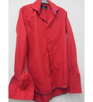 Ozwald Boating - Size: L - Red